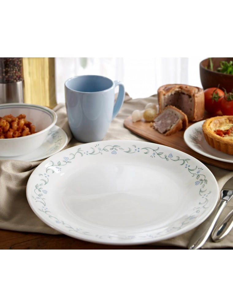 Corelle Country Cottage 16 Pc Dinnerware Set
